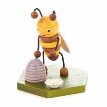 Collectible Figure Bee with Beehive