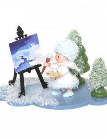 Snowflake with Easel