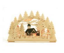 Light Arch Forest Church