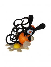 Easterbunny Bicycle Crash