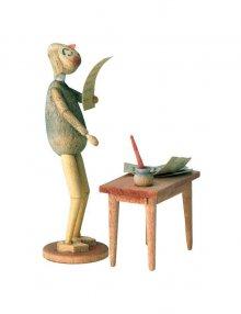 Wilhelm Busch Figure - Bureaucrat