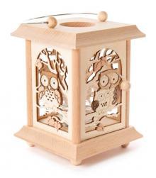 Table Lantern Owls