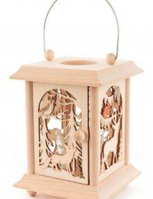 Table Lantern Forest Animals