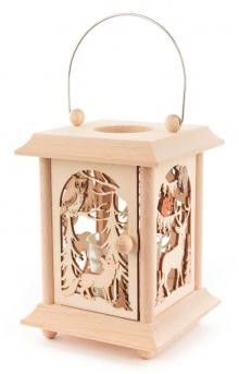 Table Lantern Forest Animals