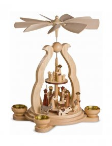 arched pyramid holy family, natural