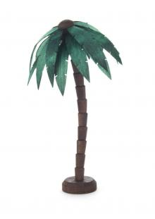 Palm, 16cm stained