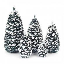 Seiffner spruce green / white 5 pcs
