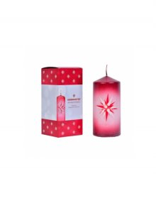 Herrhunter Christmas candle