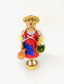 Incense figure winemaker