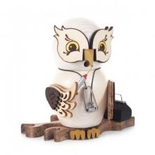 Incense figure owl doctor