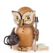 Incense figure owl walker