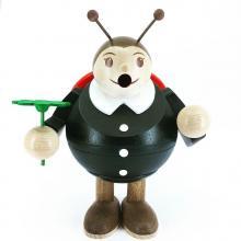 Ball Smoker Ladybug