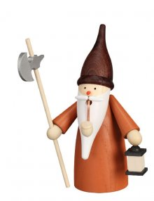 Incense figurine night watchman imp