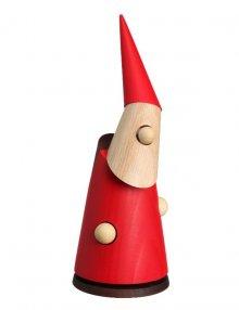 Incense figurine Santa Claus, colored