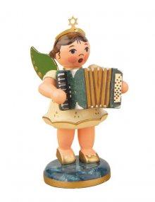 Hubrig angel with accordion
