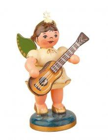 Hubrig angel with concert guitar