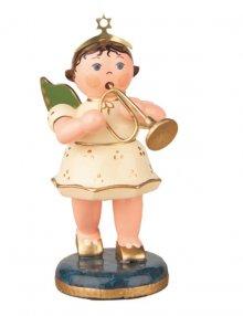 Hubrig angel with trumpet