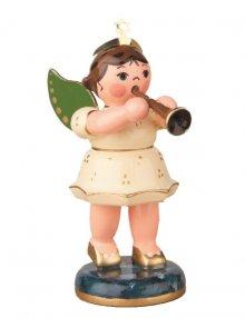 Hubrig angel with clarinet