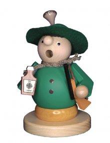 Smoking man, forester Hubert