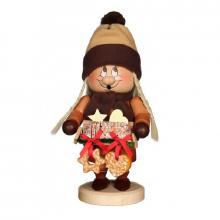 Smoker Gnome Striezel Girl