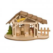 Handicraft set Nativity Stable