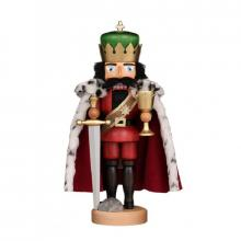 Nutcracker King Arthur, glazed