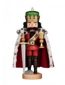 Nutcracker King Arthur, glazed