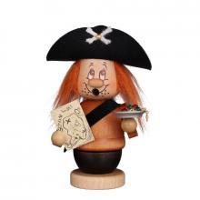 Smoking man mini imp pirate