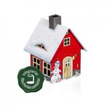 Crottendorfer smoke house winter motif