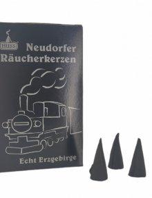 Huss incense cones steam locomotive scent