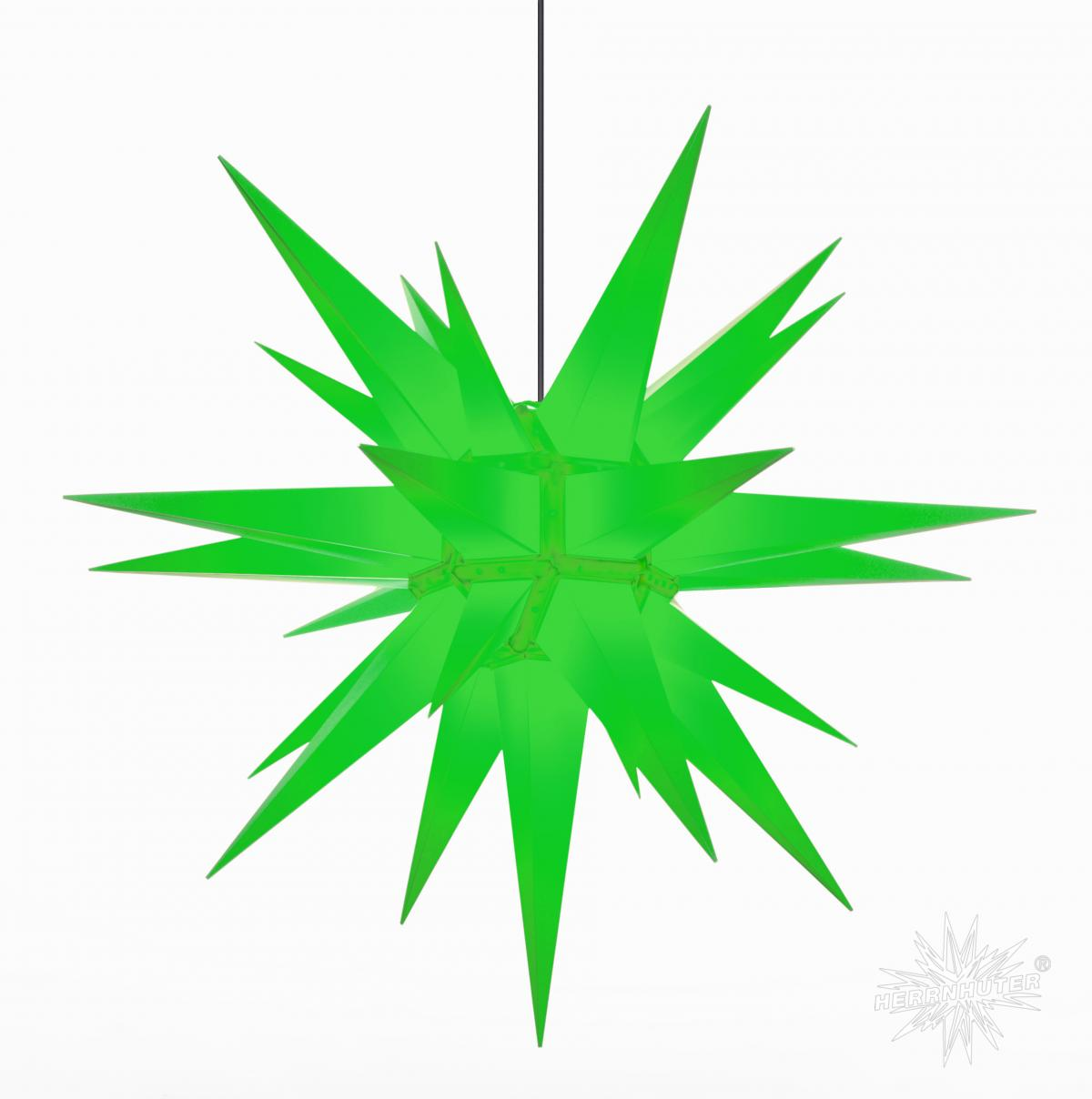 Herrnhuter Moravian star 130cm green
