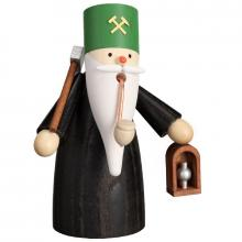 Incense figurine miner gnome