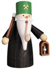 Incense figurine miner gnome