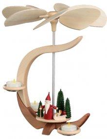 Pyramid C-shape Christmas gnome