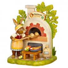 Hubrig Collectible Figures - Easter Bakery