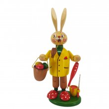 Incense figurine Easter bunny