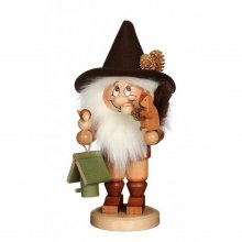 Smoker Gnome Woodman