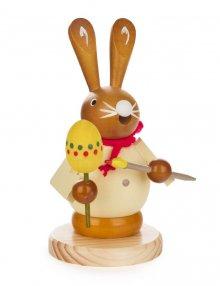 Smoked bunny egg painter
