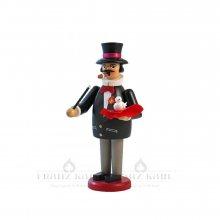 Incense smoker magician