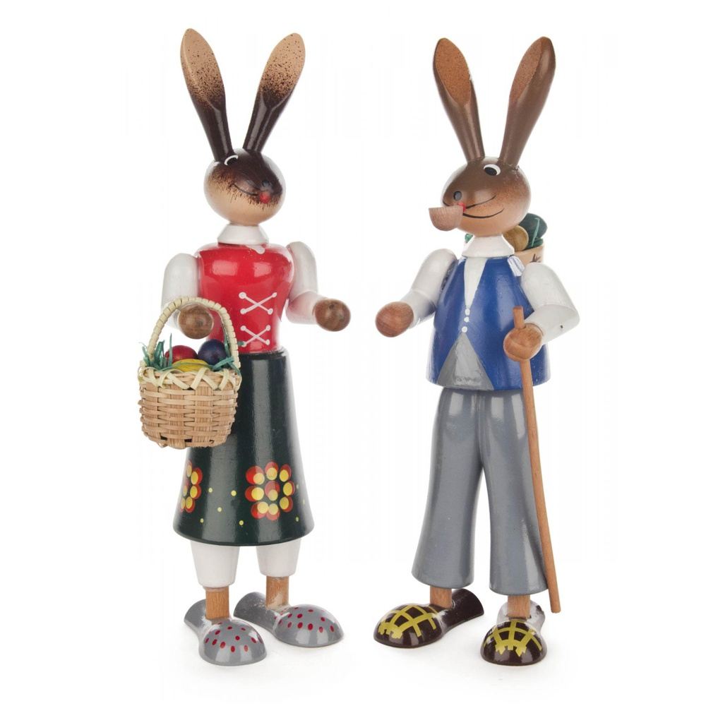 A pair of hares