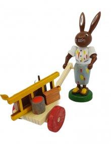 Rabbit painter