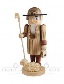 Nutcracker Shepherd, sanded