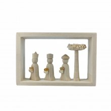 Frame in the matchbox, 3 kings