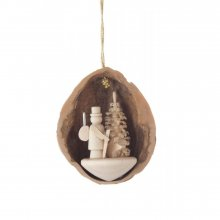 hangings forest ranger in walnut shell