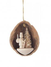 hangings forest ranger in walnut shell