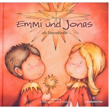 "Moravian Children's Book Volume 1 ""Emmi and Jonas as Star Children"""