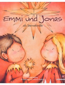 "Moravian Children's Book Volume 1 ""Emmi and Jonas as Star Children"""