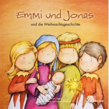 "Moravian Children's Book Volume 2 ""Emmi and Jonas and the Christmas story"""