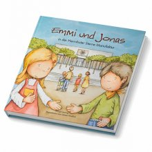 "Moravian Children's Book Volume 3 ""Emmi and Jonas in the Moravian Star Manufactory"""