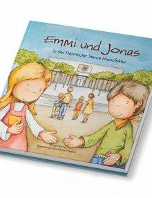 "Moravian Children's Book Volume 3 ""Emmi and Jonas in the Moravian Star Manufactory"""